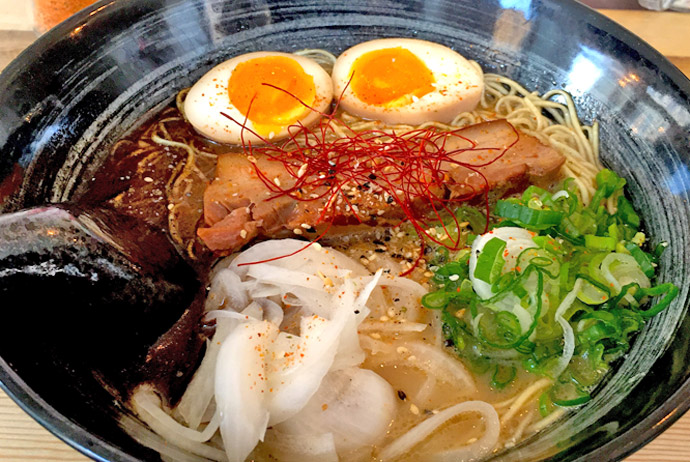 Ai Ramen is a great place for ramen in Stockholm