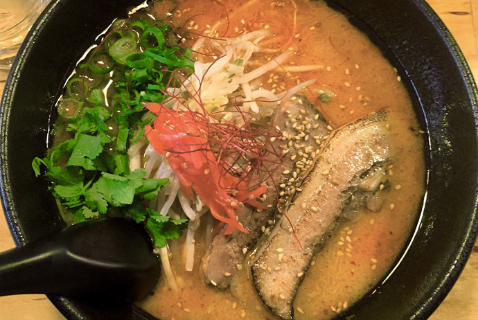 The best places to eat ramen in Stockholm