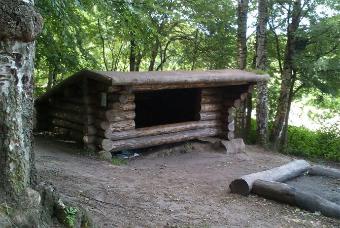 Camping in Denmark