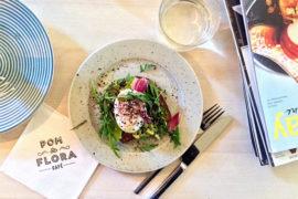 Pom & Flora in Stockholm