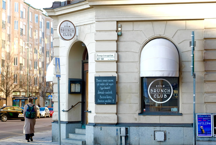 Sthlm Brunch Club in Stockholm