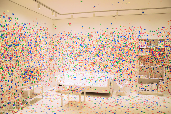 Modern Art museum near Copenhagen, Denmark