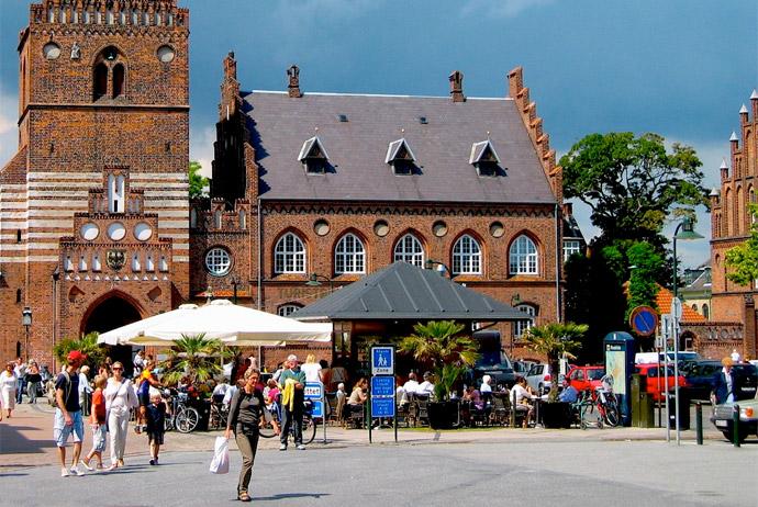 Roskilde trip from Copenhagen by bike