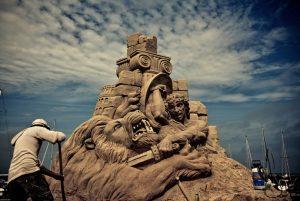 Sand Sculpture Festival, Hundested @ Hundested | Hundested | Denmark