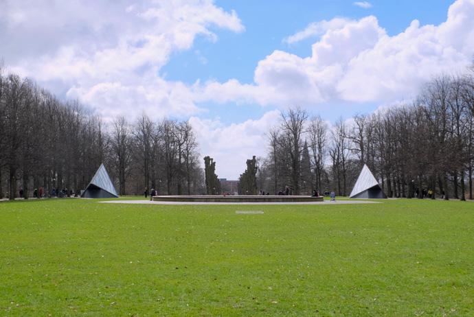 Frederiksberg Gardens is a beautiful park in Copenhagen