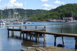 Hovedoya in the Oslo Fjord
