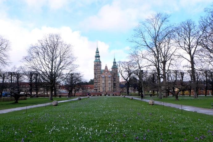 Parks in Copenhagen