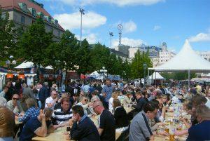 A Taste of Stockholm food festival @ Stockholm | Stockholms län | Sweden