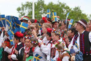 National Day celebrations at Skansen, Stockholm @ Stockholm | Stockholms län | Sweden