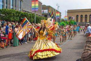 West Pride, Gothenburg @ Gothenburg | Västra Götalands län | Sweden