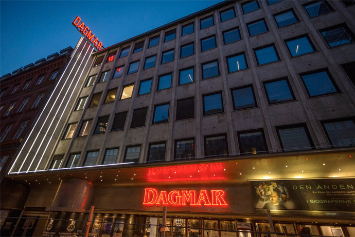 Dagmar cinema in Copenhagen