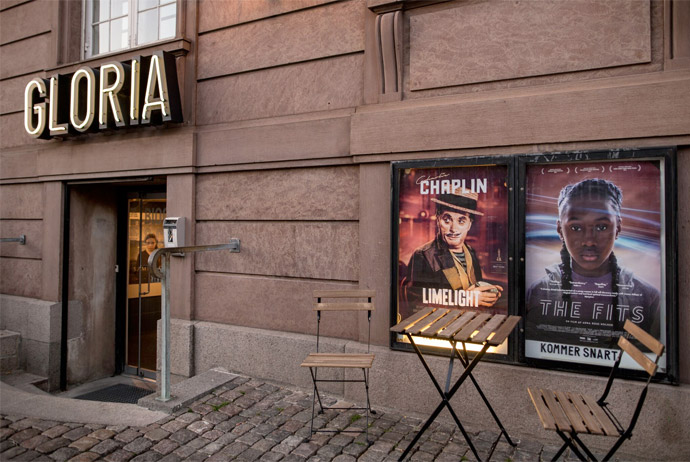 Gloria is a great independent cinema in Copenhagen