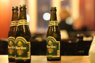Pub crawl in Copenhagen