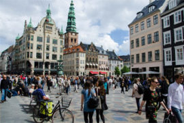Copenhagen walking tour