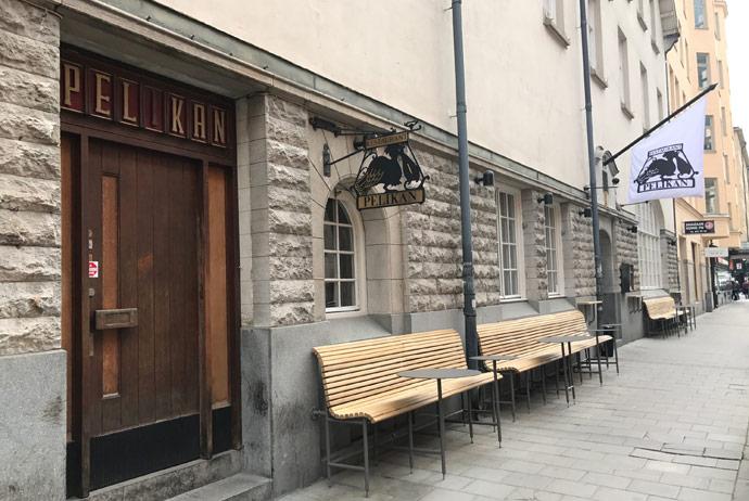 Pelikan Stockholm