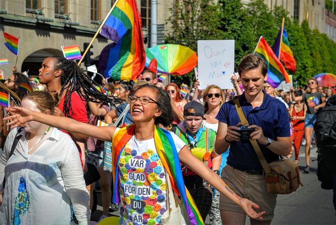Stockholm Pride 2017