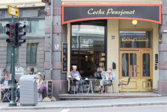 Cochs Pensionat is one of the best hostels in Oslo