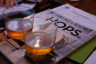 A craft beer tour of Stockholm