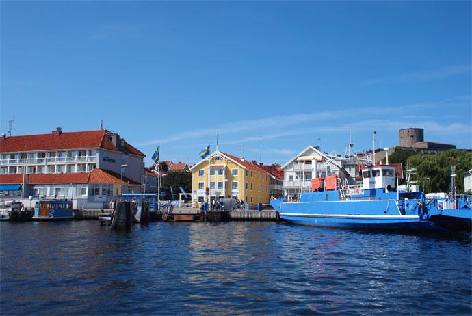 Marstrand, near Gothenburg