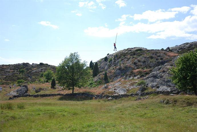 Sculpture park near Gothenburg