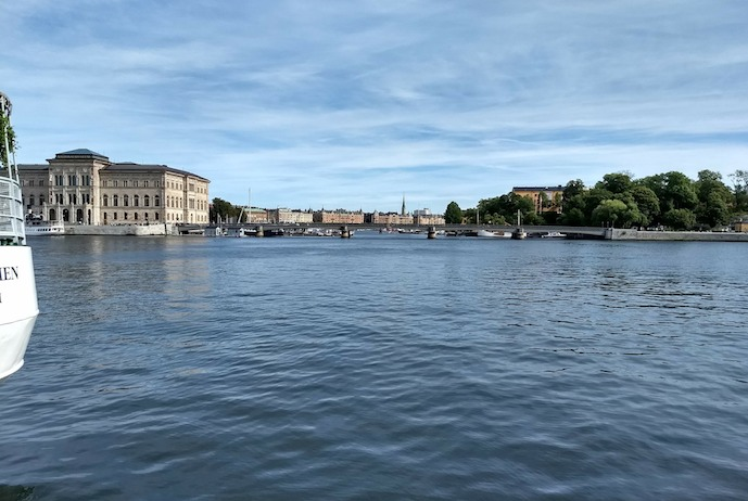 Stockholm has some great cheap Airbnbs