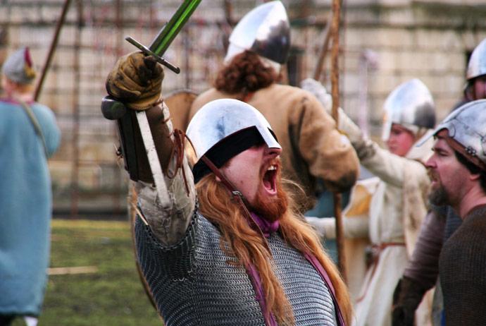 Viking Festival in Tonsberg, Norway