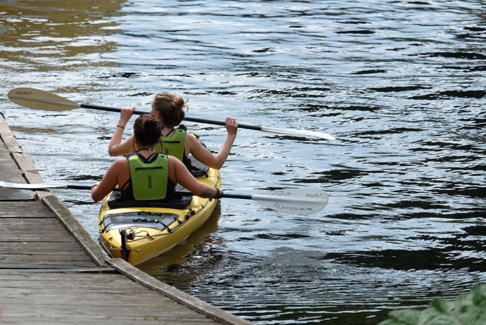 Renting kayaks in Stockholm is fun and easy