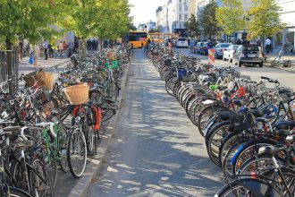 Private bike tour of Copenhagen