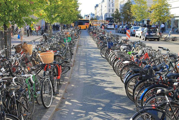 Private bike tour of Copenhagen