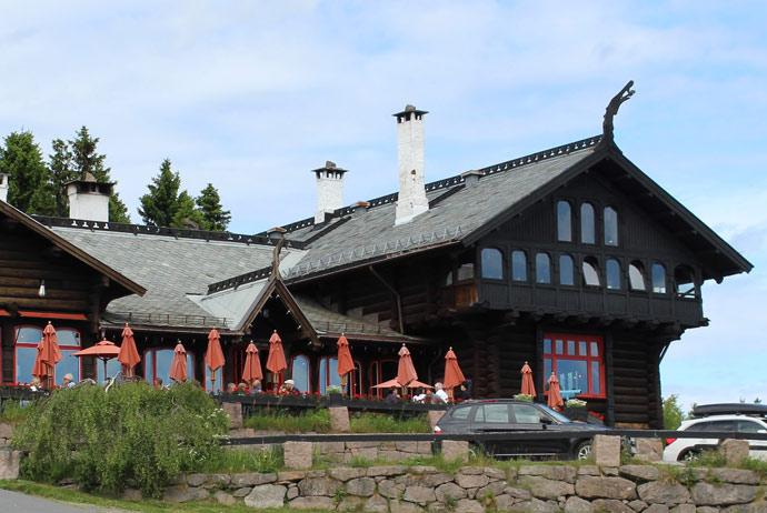 Restaurant Frognerseteren in Oslo