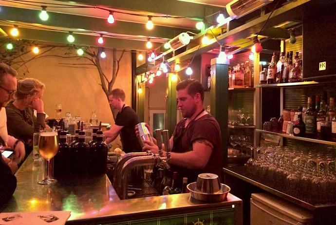 Tweed Bar in Stockholm
