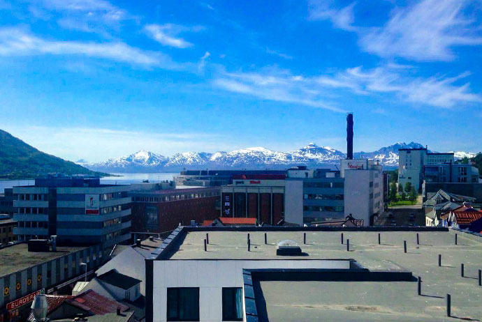 Comfort Hotel Xpress in Tromsø