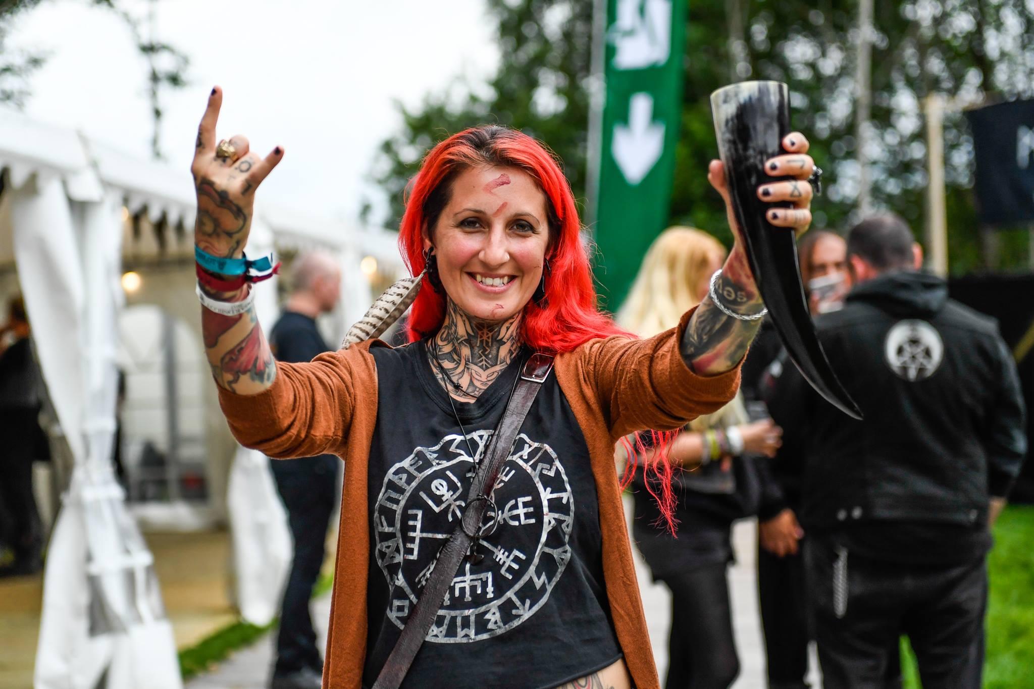 Midgardsblot music festival in Oslo