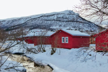 Tromso Camping is a cheap place to stay in Tromso