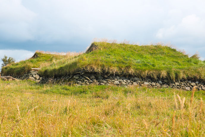 Stavanger's iron age village is a fun place to visit