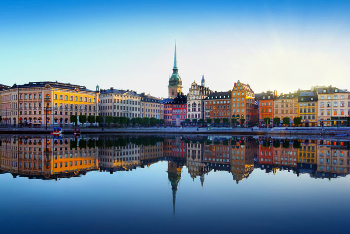 Stockholm is Sweden's most famous city
