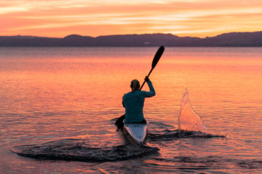 Småland is one of the best places in Sweden to go canoeing