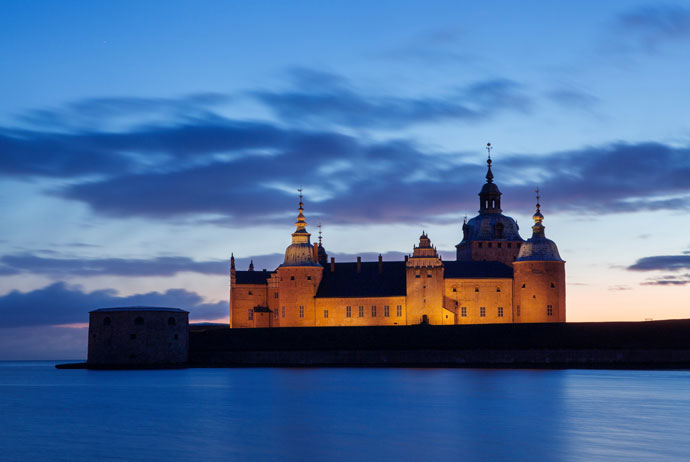 Kalmar Castle is one of the best things to do in Småland, Sweden