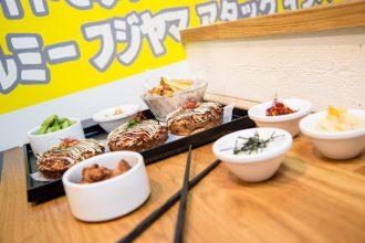 Mamawolf is a Japanese-themed restaurant