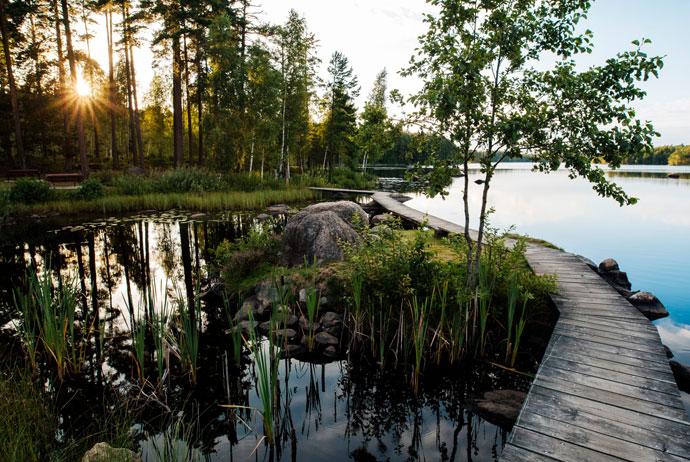 Småland is a beautiful part of Sweden