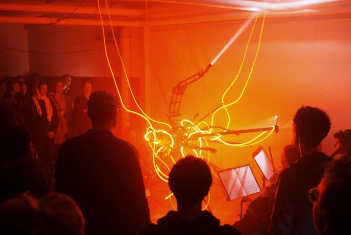 EC1 24H is an art festival in Copenhagen