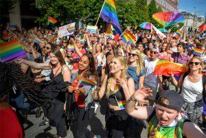 Pride 2021, Stockholm @ Stockholm