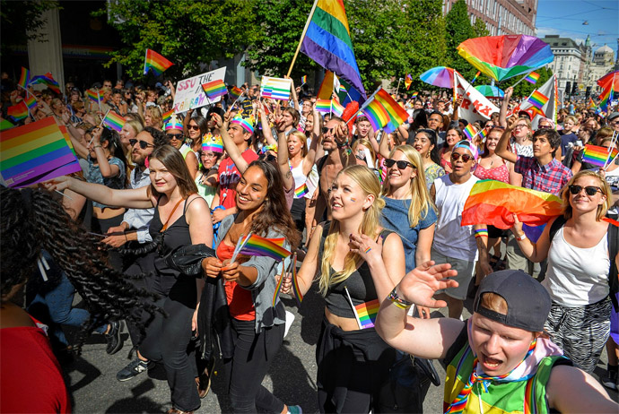 EuroPride 2018