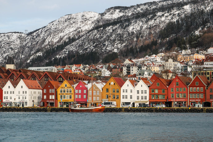 Bergen travel guide