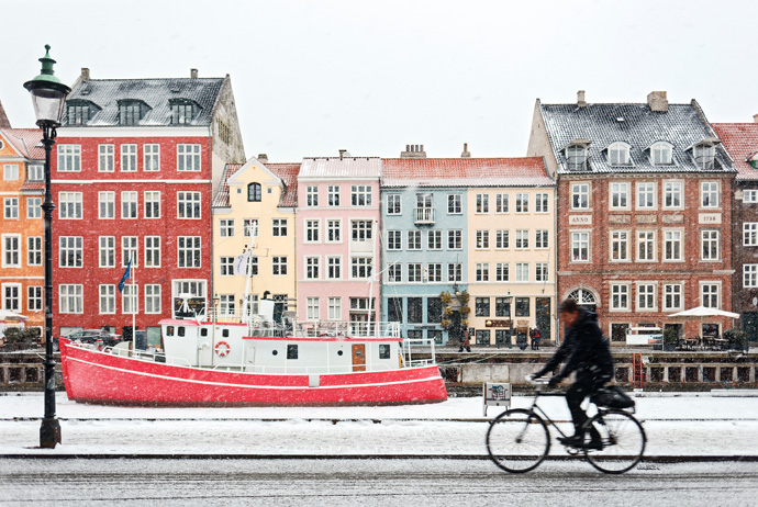 There are loads of free things to do in Copenhagen