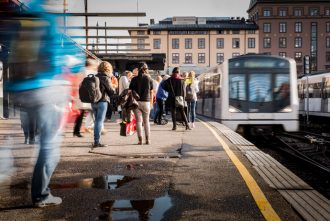 Getting around Oslo