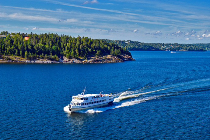 Stockholm boat tours and cruises