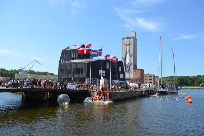 Nordatlantisk Hus in Odense