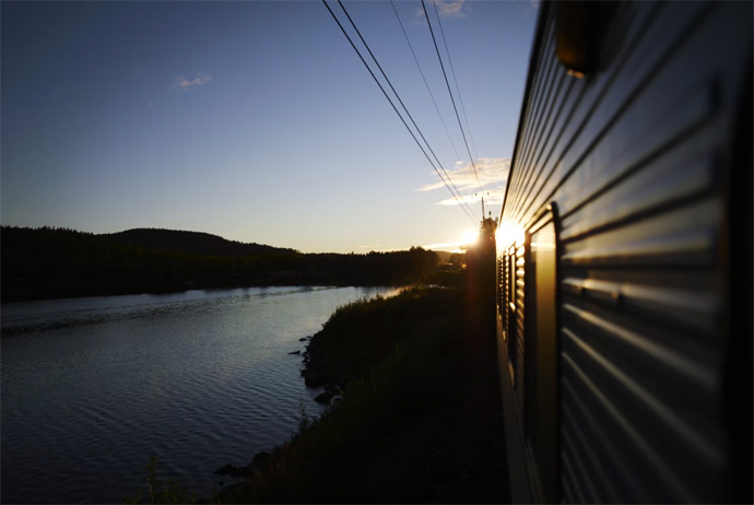 You can book Sweden's night trains with a rail pass