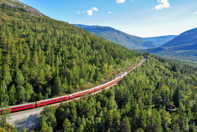 Everything you need to know about Eurail and Interrail passes in Scandinavia